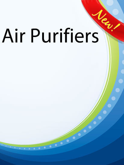 Air Purifiers  PLR Ebook
