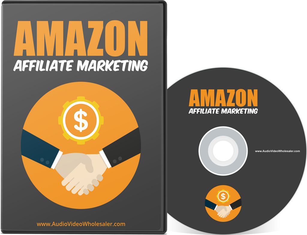 Amazon Affiliate Marketing (Audio Video Course)