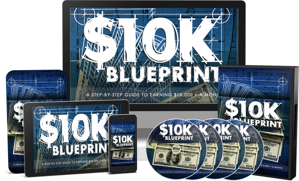 $10K Blueprint Course (Audios & Videos)