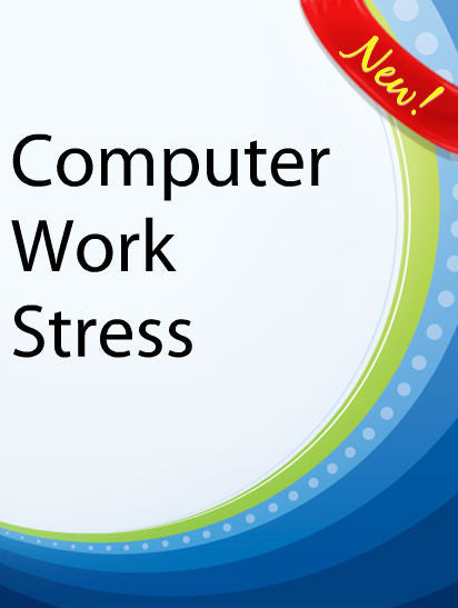 Computer Work Stress  PLR Ebook