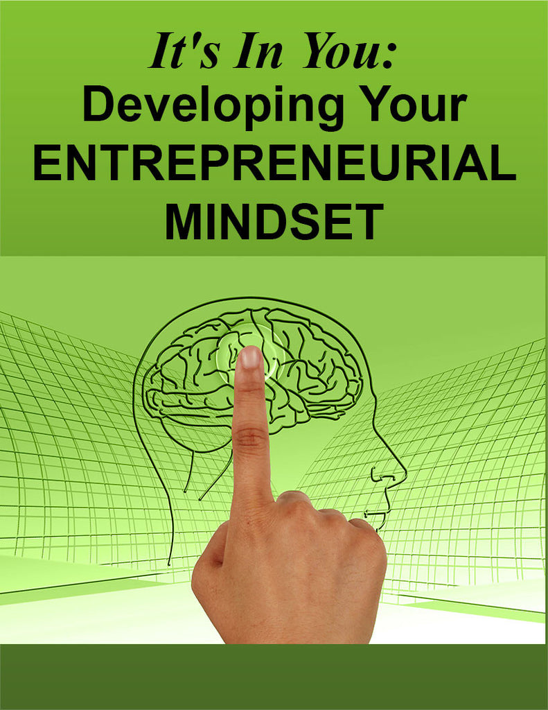 Developing Your Entrepreneurial Mindset