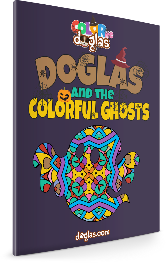 Doglas and the Colorful Ghosts