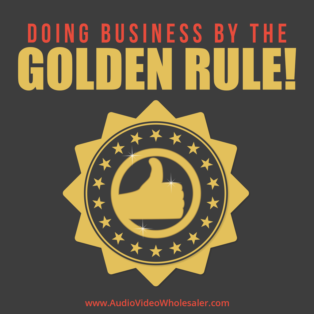 Doing Business by the Golden Rule Self Help Audio Book (Master Resell Rights License)
