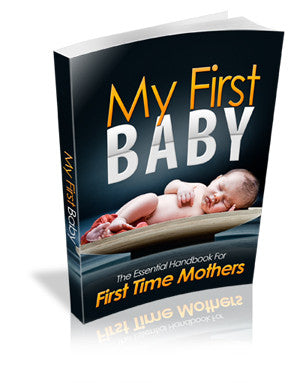 My First Baby  PLR Ebook