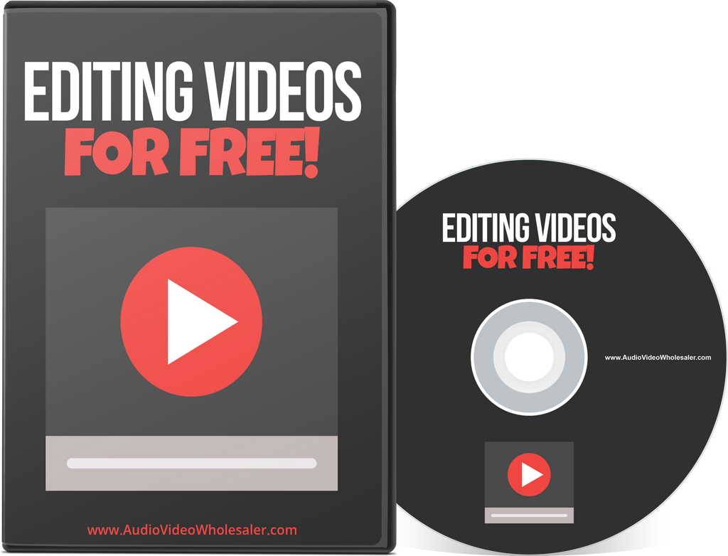 Editing Videos for FREE! (Audio Video Course)