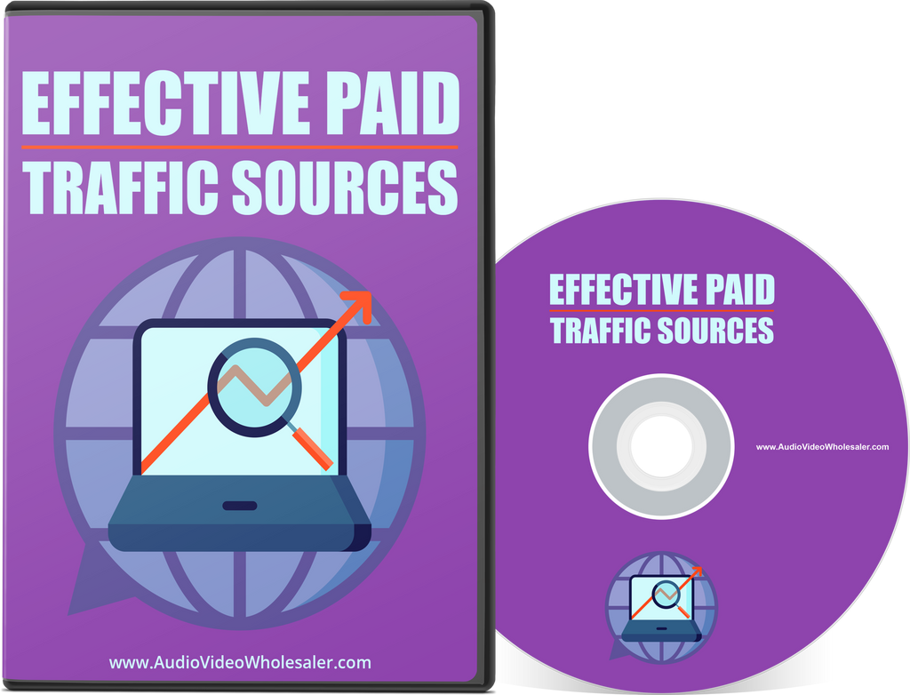Effective Paid Traffic Sources (Audio Video Course)
