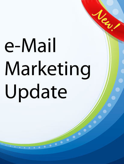 E-mail Marketing Update  PLR Ebook
