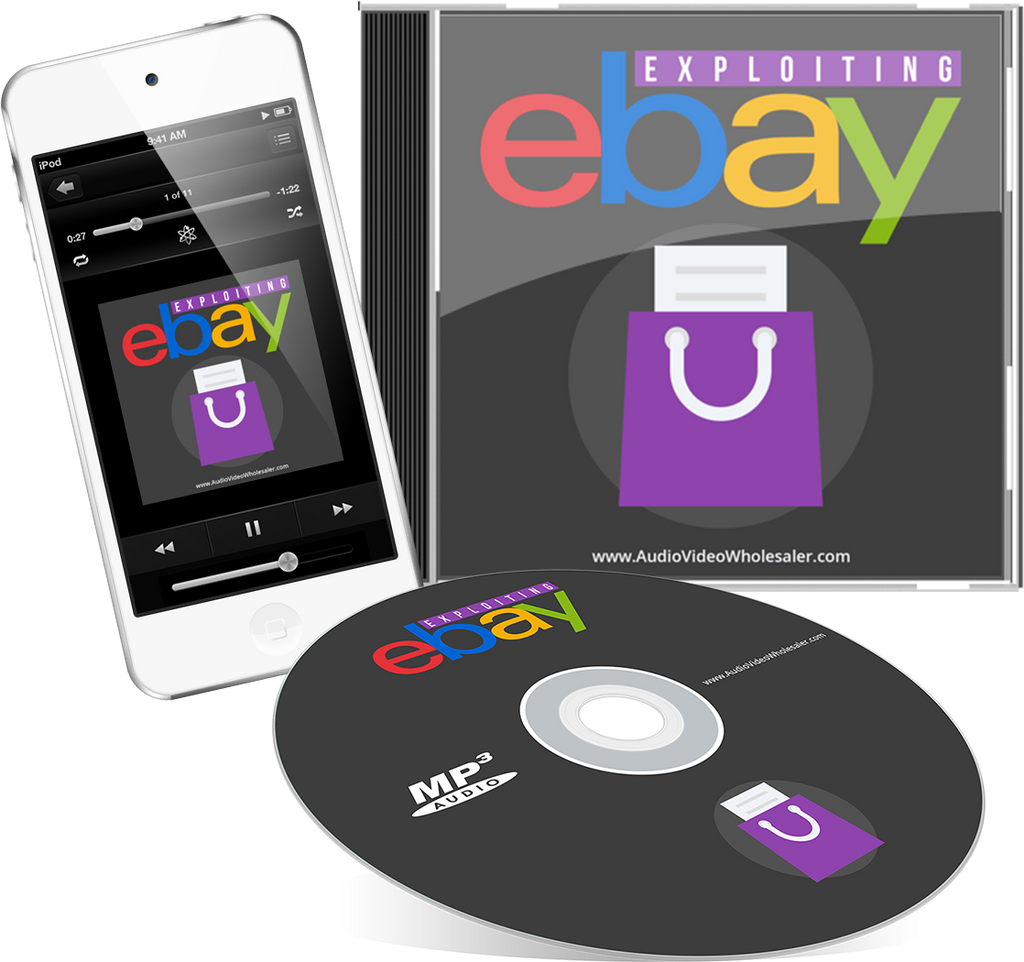 Exploiting eBay Audio Book (Master Resell Rights License)