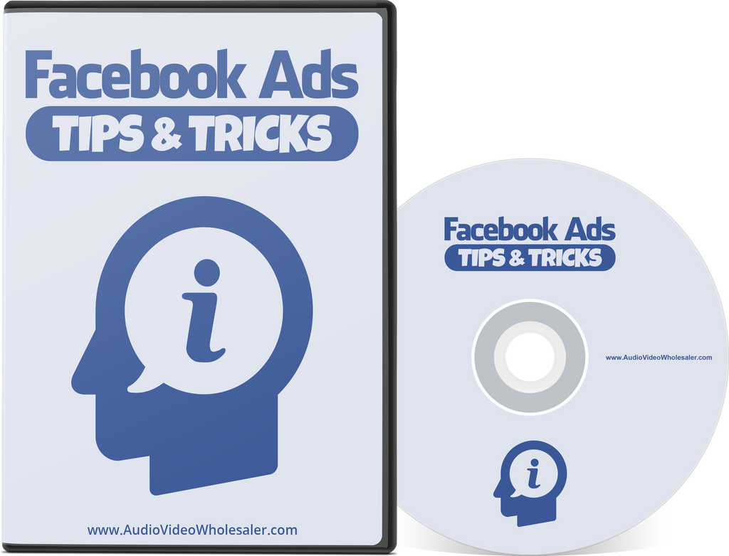Facebook Ads Tips & Tricks (Audio Video Course)