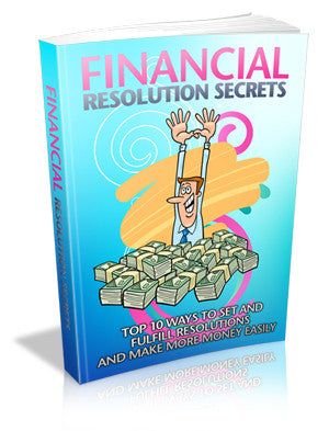 Financial Resolution Secrets