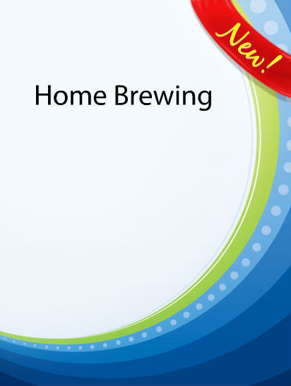 Home Brewing  PLR Ebook