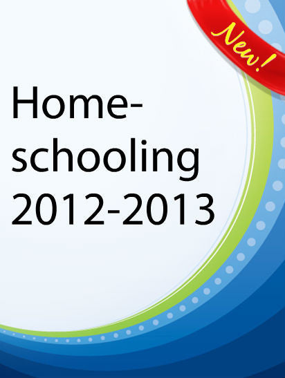 Homeschooling 2012-2013  PLR Ebook