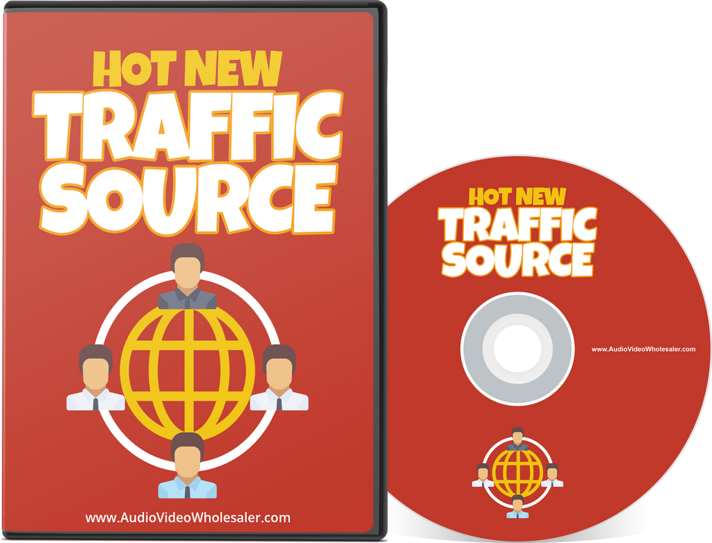 Hot New Traffic Source (Audio Video Course)