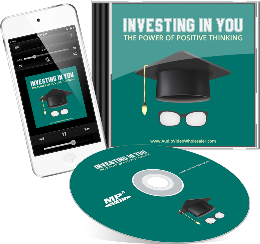 Investing In You Audio Book (Master Resell Rights License)