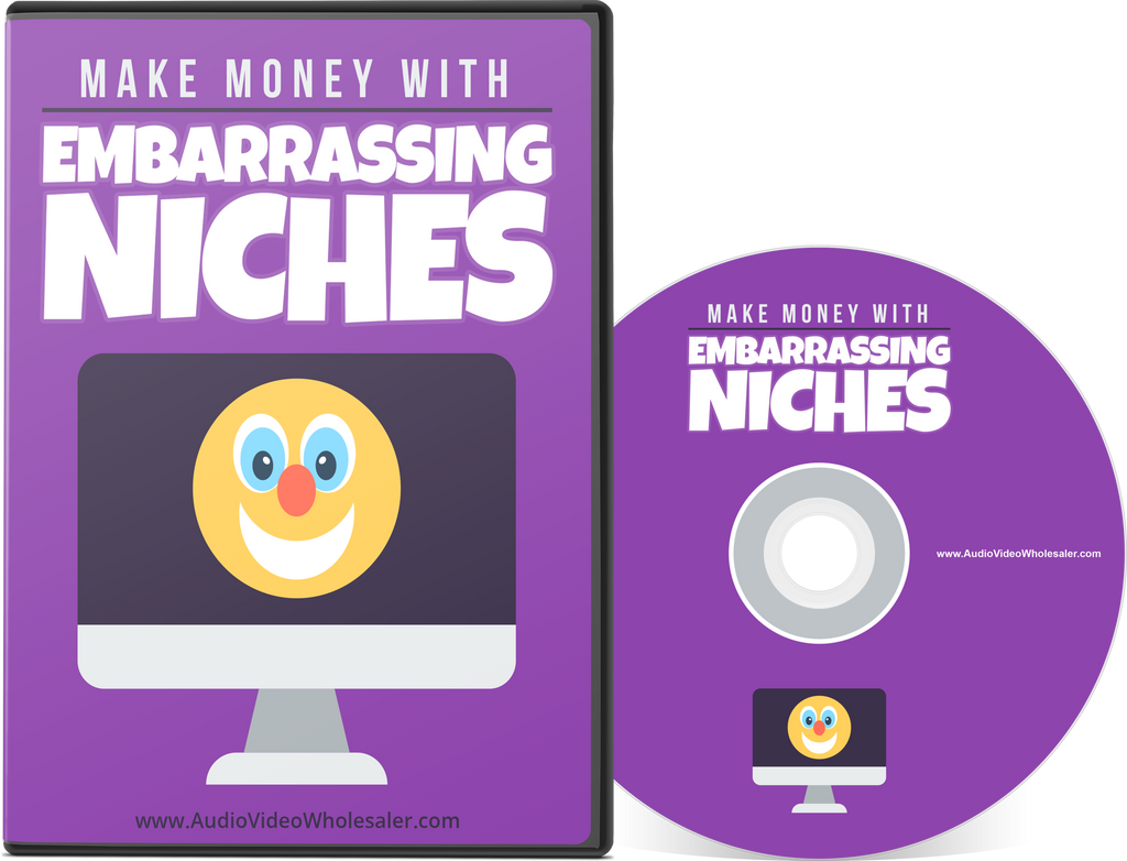 Make Money with Embarrassing Niches (Audio Video Course)
