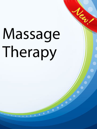 Massage Therapy  PLR Ebook