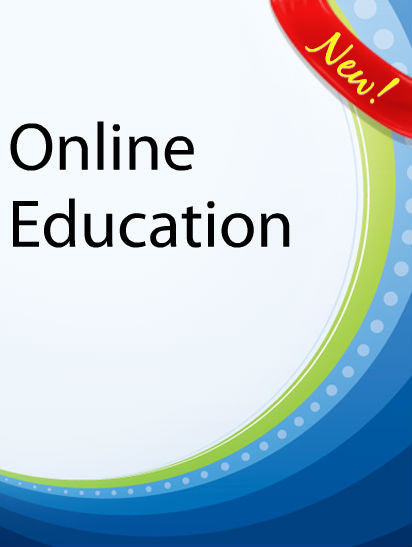 Online Education  PLR Ebook