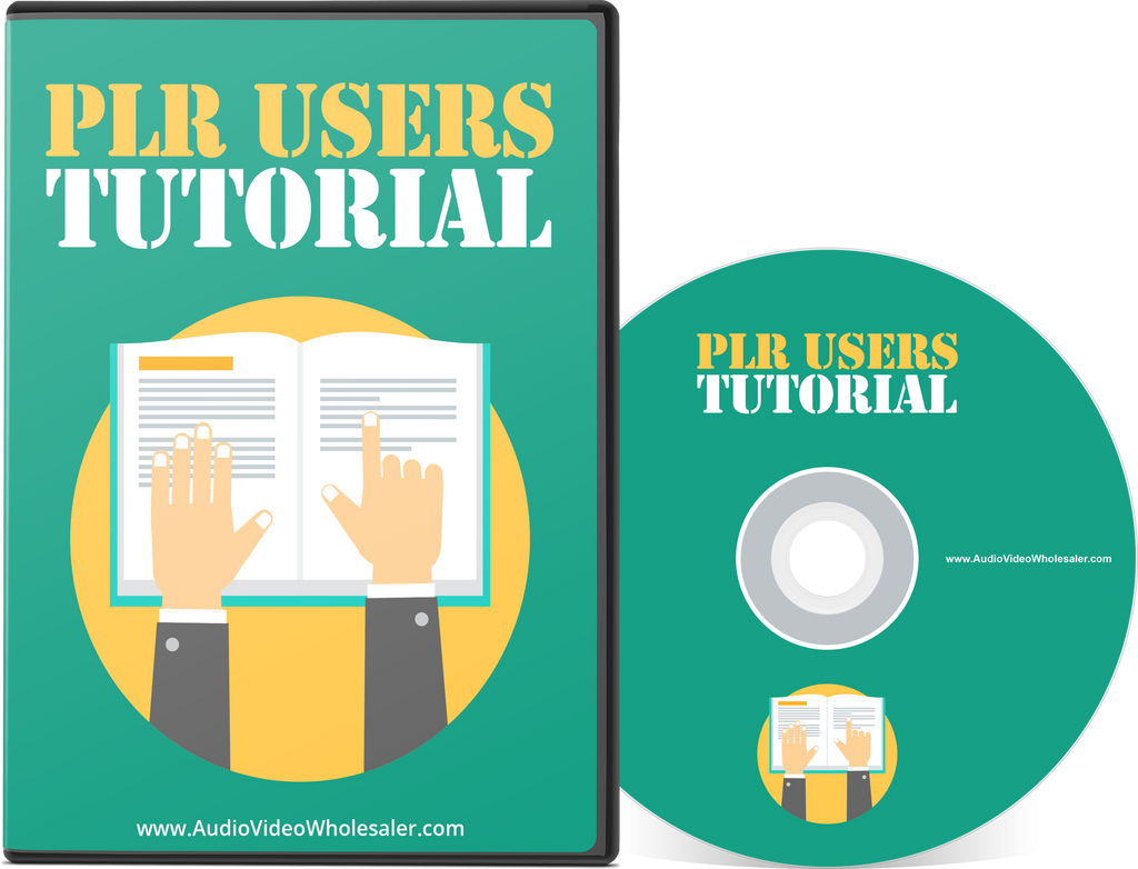 PLR Users Tutorial (Audio Video Course)