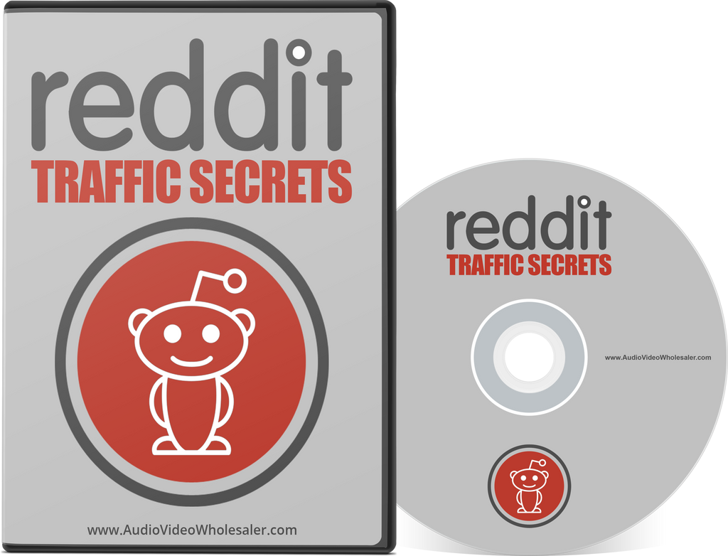 Reddit Traffic Secrets (Audio Video Course)