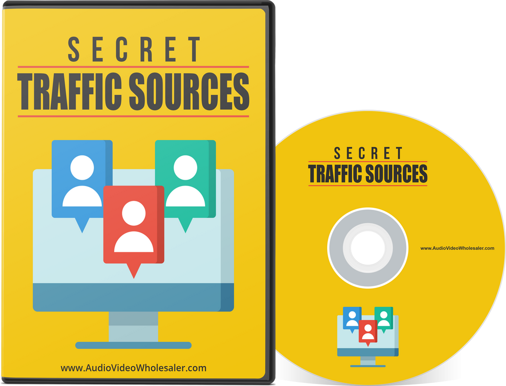 Secret Traffic Sources (Audio Video Course)