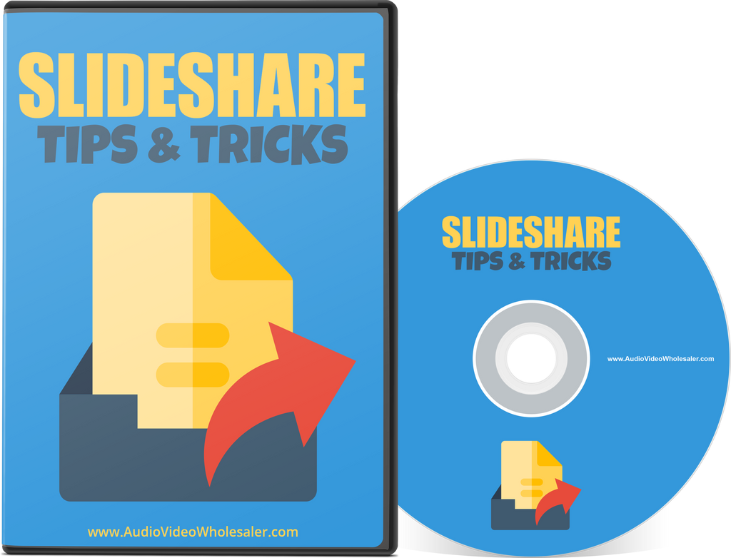 Slideshare Tips & Tricks (Audio Video Course)