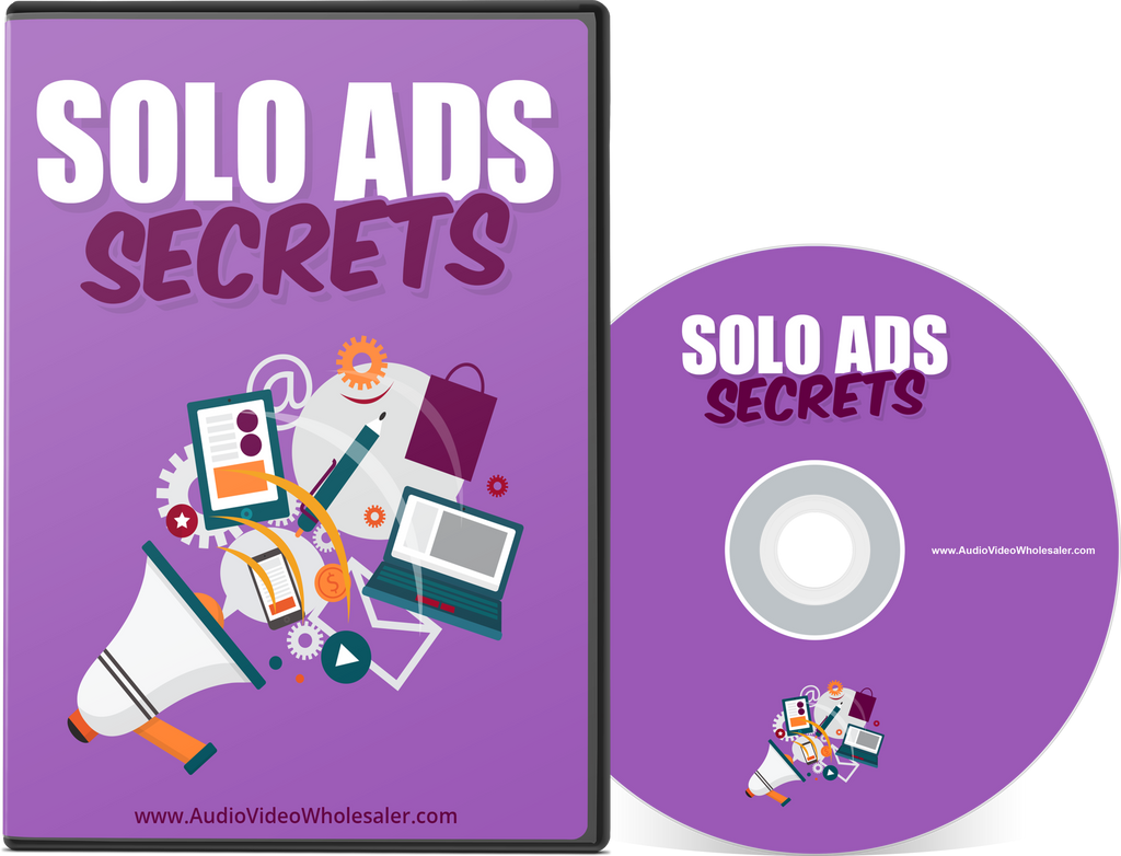 Solo Ads Secrets (Audio Video Course)