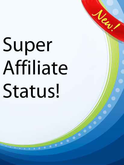 Super Affiliate Status  PLR Ebook