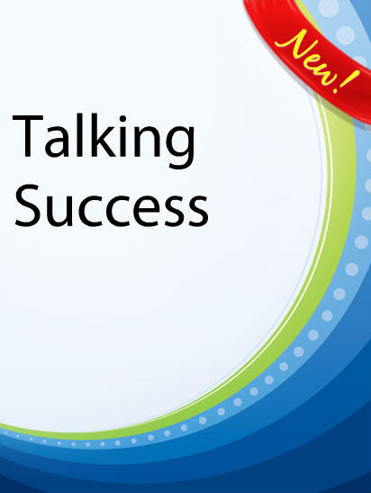 Talking Success  PLR Ebook