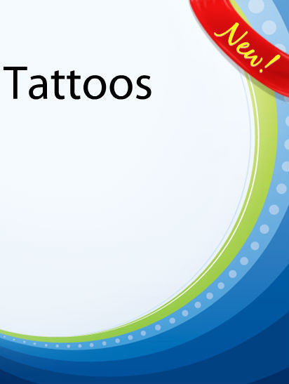 Tattoos  PLR Ebook