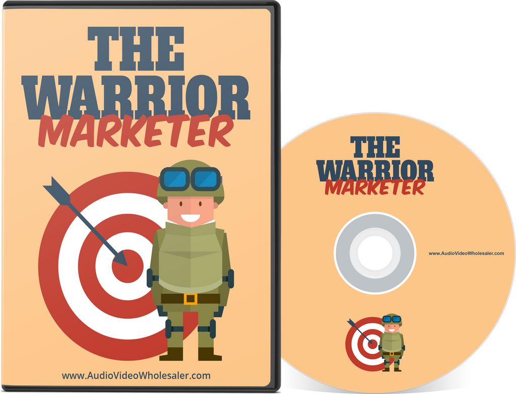 The Warrior Marketer (Audio Video Course)