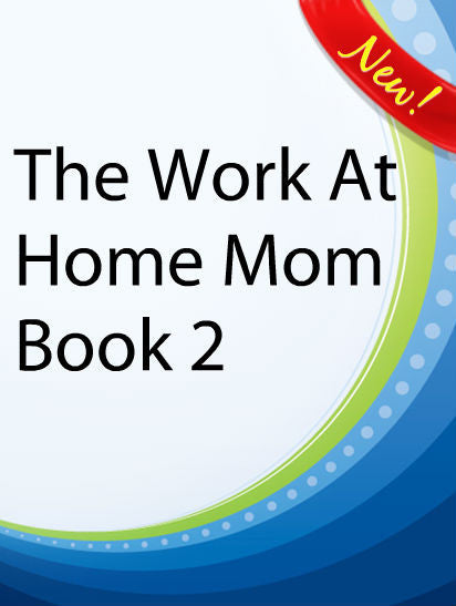 The Work At Home Mom Book 2  PLR Ebook