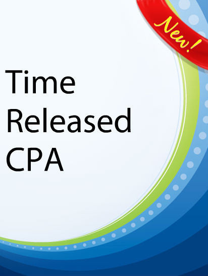 Time Released CPA  PLR Ebook
