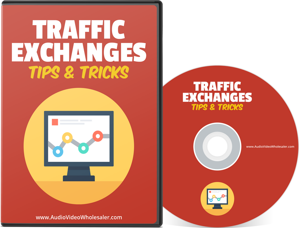 Traffic Exchanges Tips & Tricks (Audio Video Course)