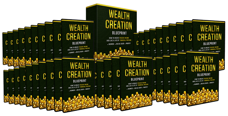 Wealth Creation Blueprint (eBooks)
