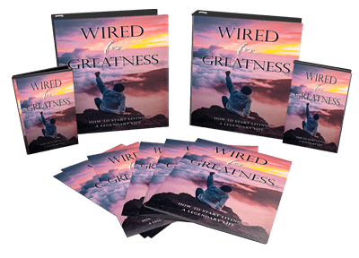 Wired For Greatness Course (Audios & Videos)