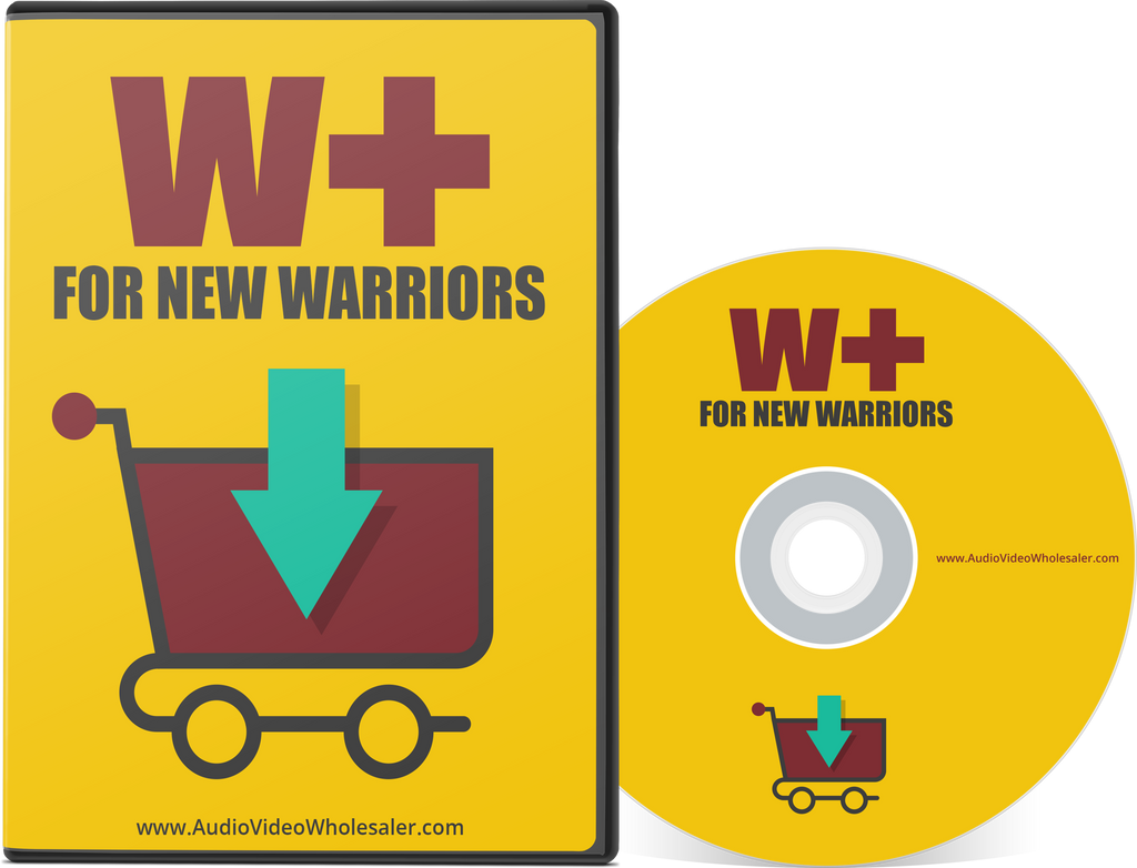 W+ for New Warriors (Audio Video Course)