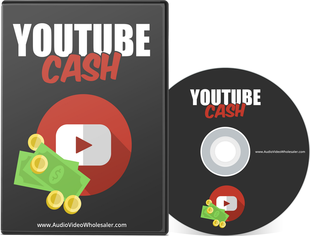 YouTube Cash (Audio Video Course)