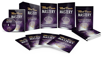 Mind Power Mastery (Audios & Videos)