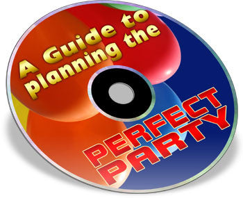 A Guide To Planning The Perfect Party (Audio & eBook)