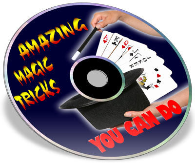 Amazing Magic Tricks YOU Can Do (Audio & eBook)