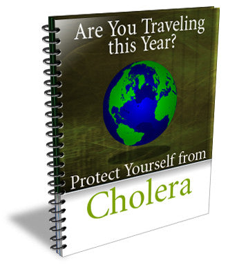 Protect Yourself from Cholera