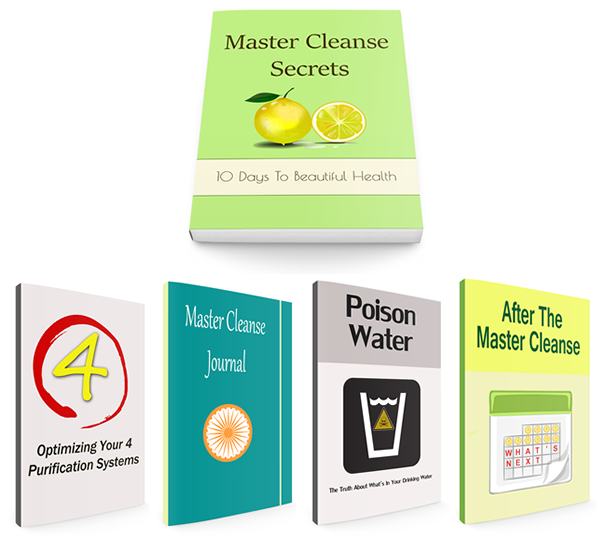 Master Cleanse Secrets