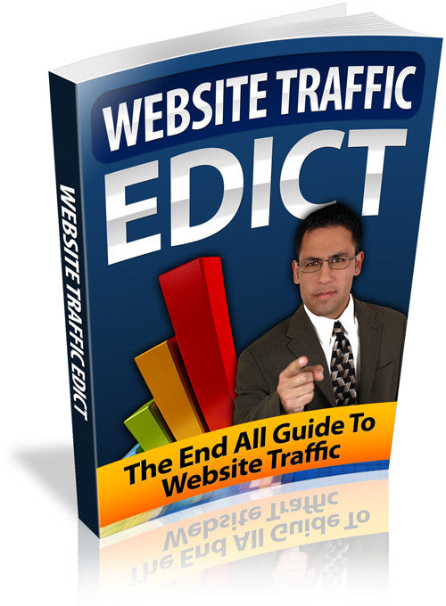 Website Traffic Edict