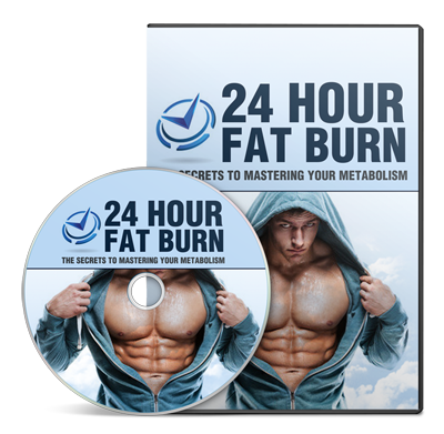 24 Hour Fat Burn (Audios)