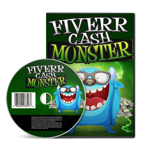 Fiverr Cash Monster (Video)