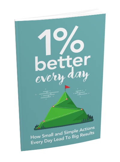 1 Percent Better Every Day (eBooks)