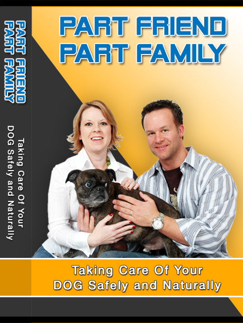Taking Care of Your Dog Safely and Naturally (Audio & eBook)