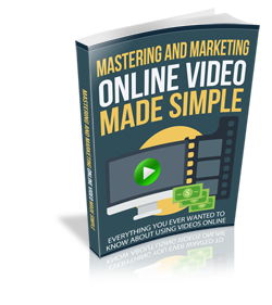 Mastering Online Video Made Simple