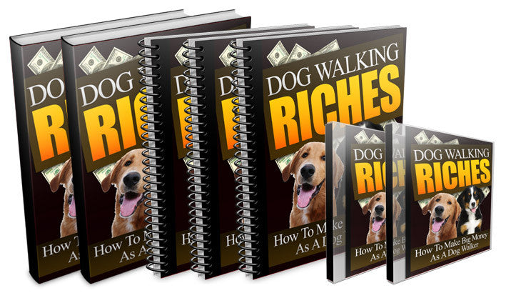 Dog Walking Riches