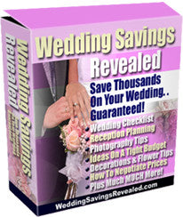 Wedding Savings Revealed